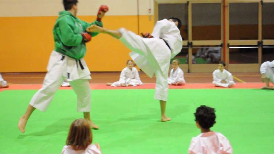 karate-kumite