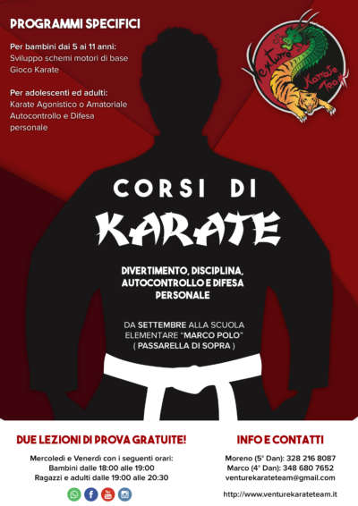 corsi-karate-venture